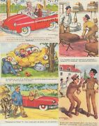 Chaperon Jean Humor Comic French Artist 25 Postcards Mostly Pre-1960