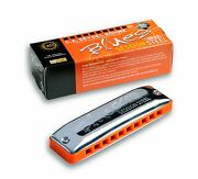 Seydel 1847 Session Steel Reed Harmonica W/ Black Leather Case - Pick Your Key
