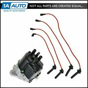 Ignition Distributor And Wire Set For Acura Integra 90 91