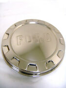 1961 1962 1963 1964 1965 1966 Ford Pickup Truck Polished Stainless Hubcap