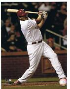Troy Glaus Unsigned 8x10 Photo Cardinals