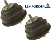 For Bmw E36 E34 Z3 Engine Mounts Set Of Left And Right Lemfoerder 11812283798