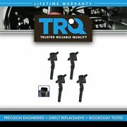 Trq Ignition Coil Pack Set Of 4 For Crown Victoria Expedition Explorer Mustang