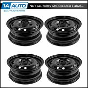 Dorman 15 Inch Steel Replacement Wheel Rim New Set Of 4 For Nissan Altima Sentra