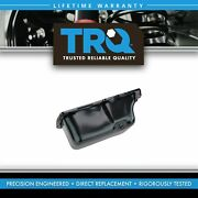 Trq Stamped Steel Engine Oil Pan 12563240 For Buick Chevy Olds Pontiac 3.8l