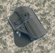 Imi Defense - Retention Roto Holster For Jericho/baby Eagle Fl 9mm/.40 - 1300