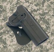 Imi Defense - Retention Roto Holster For 1911 Variants Kimber Colt Ruger - 1030