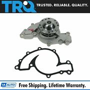Trq Engine Water Pump Direct Fit For Buick Chevy Olds Pontiac 3.8l Brand New