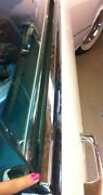 1965-66 Electra Convertible Window Channel Inner And Outer Weatherstrip Felt Seals