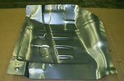 1968-1972 Gm A Body Cars Left Hand Front Floor Pan - Classic Repro Cr