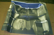 1968-1972 Gm A Body Cars Left Hand Rear Floor Pan - Classic Repro Cr