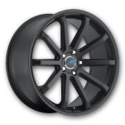 Mach 2crave 19 Inch M10 S Black Wheels And Tires Fit 5 X 114.3 Great Deals