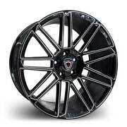 Marquee 3767 Black Face Mill 19 Inch Wheels And Tires Fit 5 X 114.3 Great Deals