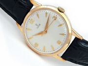 Tudor Vintage Gold Plated Watch Gpd 100 Authentic Must See Deal