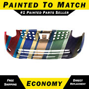 New Painted To Match - Front Bumper Cover Fascia For 2008 2009 2010 Nissan Rogue