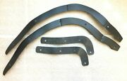 1941 1942 1946 Chevy Truck Running Board To Fender Gaskets - 4pc 613-41 New
