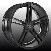 26 Inch Versante 238 Dfb Wheels And Tires Fit 6 X 139 Avalanche Escalade