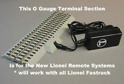 Lionel O Gauge Fastrack Power Supply Pack Remote Control Track Lionchief System