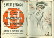 1910 Samual Herzog Co Fashions Catalog Complete With 36 Large Pages On Sale Ad24