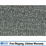 For 1984-91 Jeep Grand Wagoneer Cutpile 807-dark Gray Complete Carpet Molded