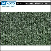 For 1977 Chevy Monte Carlo Cutpile 4880-sage Green Complete Carpet Molded