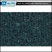 For 87-95 Plymouth Voyager Cutpile 819 Dark Blue Complete Extended Carpet Molded