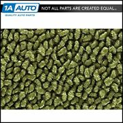 For 1968-69 Gran Sport Automatic 80/20 Loop 14-moss Green Complete Carpet Molded