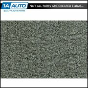 For 1974-83 Jeep Wagoneer Cutpile 8023-gray / Oyster Complete Carpet Molded