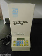 Wheaton Science Products Ct Wl055095 Mini Pilot Plant Control Tower