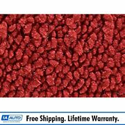For 1969-72 Chevy Blazer Full Size 80/20 Loop 02-red Cargo Area Carpet Molded
