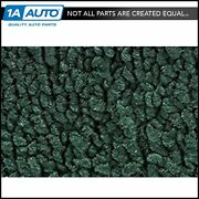 For 59 Ford Galaxie 4 Door Post 80/20 Loop 25-blue Green Complete Carpet Molded