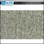 For 88-95 Isuzu Pup Pickup Extended Cab Cutpile 7715-gray Complete Carpet Molded