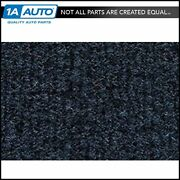 For 81-89 Plymouth Reliant 2 Door Cutpile 7130-dark Blue Complete Carpet Molded