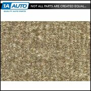 For 83-89 Mustang Convertible Cutpile 8384-desert Tan Complete Carpet Molded
