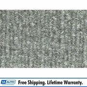 For 1981-89 Plymouth Reliant 4 Door Cutpile 8046-silver Complete Carpet Molded