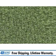 For 75-80 C20 Crew Cab Auto Cutpile 869-willow Green Complete Carpet Molded