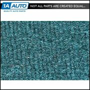 For 1975-80 Chevy K20 Truck Crew Cab Cutpile 802-blue Complete Carpet Molded