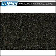 For 92-93 Gmc Jimmy Full Size 2 Door Cutpile 897-charcoal Complete Carpet Molded