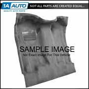 For 68 Galaxie 500 4 Door Automatic 80/20 Loop 01-black Complete Carpet Molded
