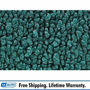 For 55 Nomad With Bucket Seats Cut And Sewn 80/20 Loop 05-aqua Complete Carpet