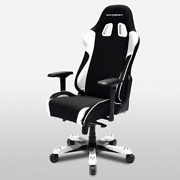 Dxracer Office Chairs Oh/ks11/nw Gaming Chair Fnatic Racing Seats Computer Desk