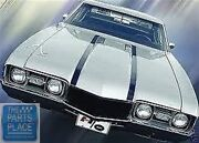 1968 Oldsmobile Cutlass / 442 W-30 And W-31 H/o Appearance Package - Ram Air