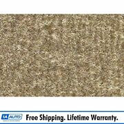 For 87-97 F350 Crew Cab 2wd Diesel High Tunnel Complete Carpet 8384-desert Tan