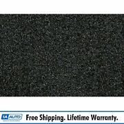 For 87-97 F350 Extended Cab 2wd Diesel High Tunnel Complete Carpet 912-ebony