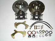 60 61 62 63 Ford Full Size Front Disc Brake Conversion