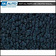 For 71-73 Charger W/ Bucket Seats W/ Console 07-dark Blue Carpet 4 Spd Man Trans