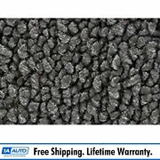 For 66-69 Cyclone W/ 2 Gray Inserts 22-gunmetal Gray Carpet 4 Speed Manual Trans
