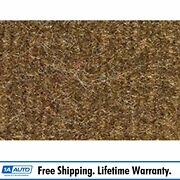 75-79 Ford F-100 Extended Cab 2wd Low Tunnel Auto Trans Carpet 4640 Dark Saddle