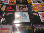The Kinks Collection Of 27 Titles And 33 Pieces Of Vinyl Many 180 Gram Rare Oopand039s