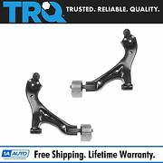 Trq For 05 06 2007 2008 2009 Chevy Equinox Torrent Vue Front Lower Control Arms